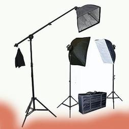 ePhoto Video Photography Studio light Lighting 2275 Watt Kit