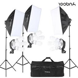 Andoer Photography Studio Photo Portrait Product Light Softb