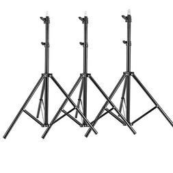 Neewer Adjustable Photography Tripod Light Stand , 10 feet/3