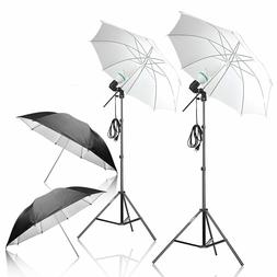 photography umbrella lighting kit 1000w 5500k photo