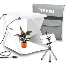 portable studio photo box 40 led foldable