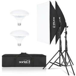 Professional Light Control Photography Light Stand Kit with