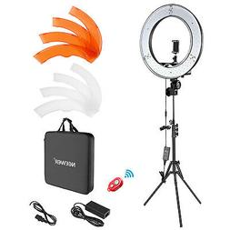 Ring Light Kit 48cm Outer 55W 5500K Dimmable LED Ring Light