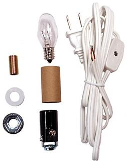 Small Wiring Kit Great Lighting Small Objects Easy Safe Asse