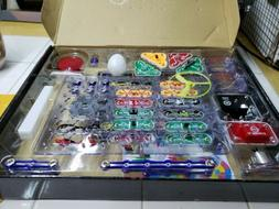 Elenco Snap Circuits Lights - SCL175 box distressed opened f