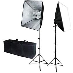 "Julius Studio 20""X28"" Soft Box Photography Continuous 800W L"
