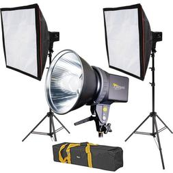 Impact Two Monolight Kit with Bag