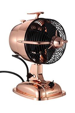 "Fanimation UrbanJet 6"" Oscillating Table Fan"