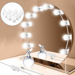 Vanity LED Mirror Light Kit For Makeup Hollywood Mirror With