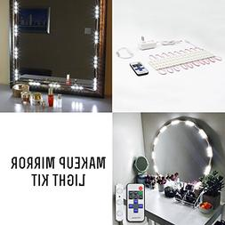 Vanity light, Makeup Mirror Light TaoTens Bathroom Vanity Li