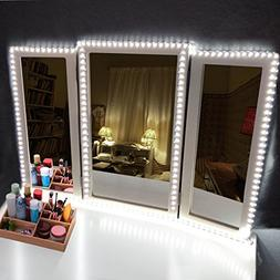 LED Vanity Mirror Lights Kit,16ft/5M 240 LEDs Flexible LED L
