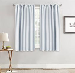 RYB HOME Window Treatments Curtains Room Darkening  Home Dé