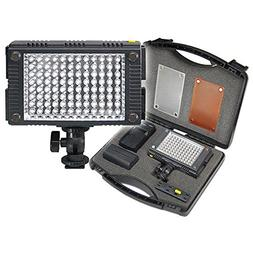 Z-96K Professional Photo & Video LED Light Kit for Panasonic
