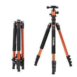 ZOMEi Q555 Lightweight Alluminum Alloy Camera Tripod with 36